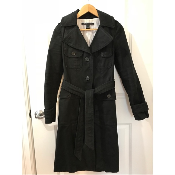 Coat Jacobs By Trench Jacobs Marc Marc Bow amp; Marc Coats Jackets wv0Apzpdxq